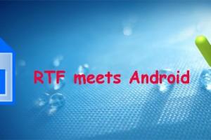 rtf-android