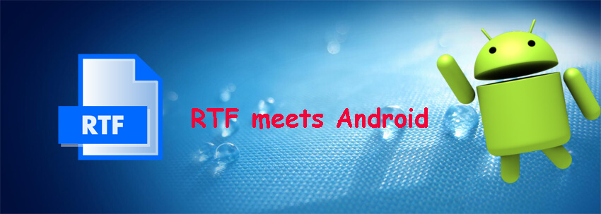How to Open RTF Files on Android using cool apps