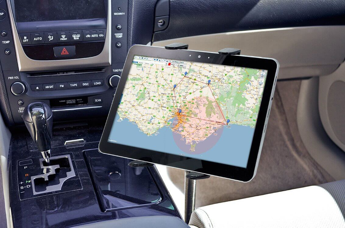 How To Use Ipad As Gps In Car In Australia