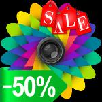 HDR Camera Icon 4