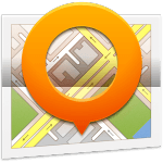 Navigation App Icon 1