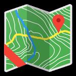 Navigation App Icon 4