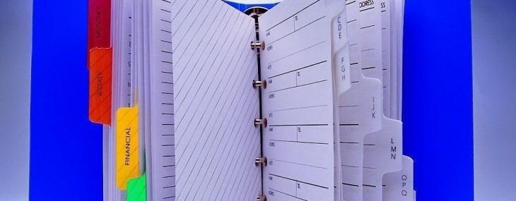 phone diary
