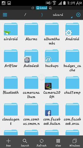 ES File Explorer 001