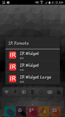 IR Universal Remote App Review012
