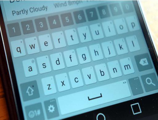 LG G4 Keyboard