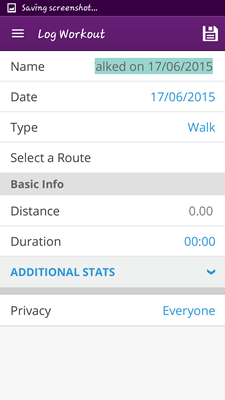 Map My Walk APp Review Android007