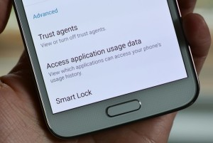 Samsung Galaxy S6 Smart Lock