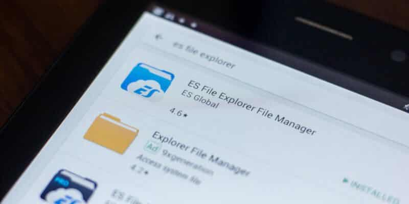 Exploring ES File Explorer (Android), Learn How to Use It