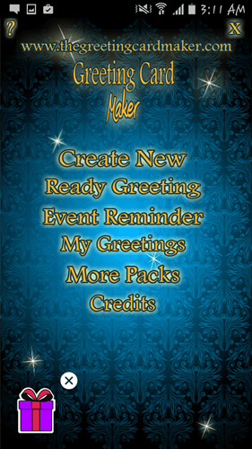 3 amazing greeting card making apps for android greeting card maker m4hsunfo