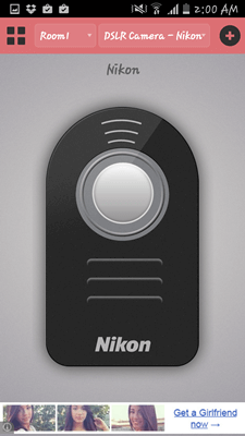 ASmart Remote IR 009