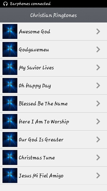 Free christian ringtones