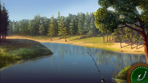 5 fantastic fishing games for android for Real fishing games