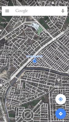 Google Maps App (1)