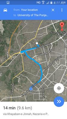 Google Maps App (10)