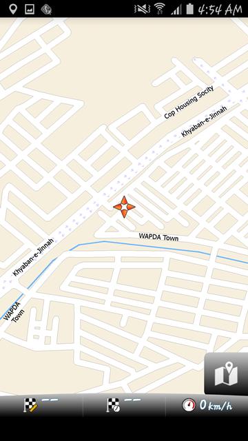 MapFactor Navigation 8