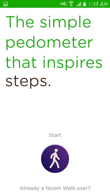 Noom Walk Pedometer - 2