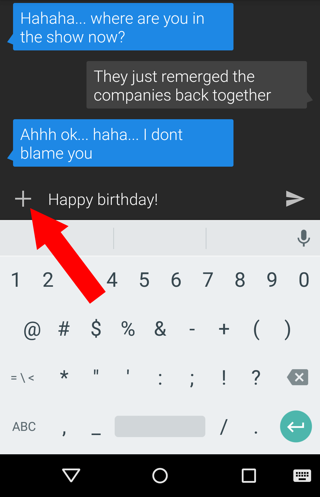 Scheduling texts works great for birthdays.