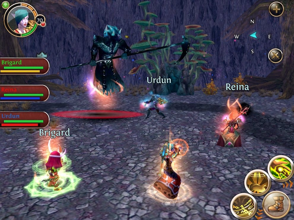 You Against the World – Best MMO Games for Android