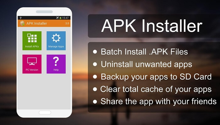 Install Any Apk File Using One of These Android App Installers