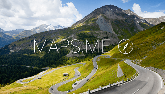 MAPS.ME Offline Maps and Routing App Review for Android
