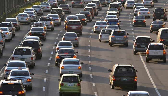 Navigating Traffic