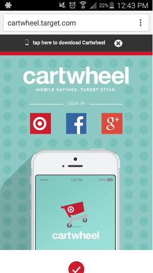 Shopping Apps for Android - Target 2