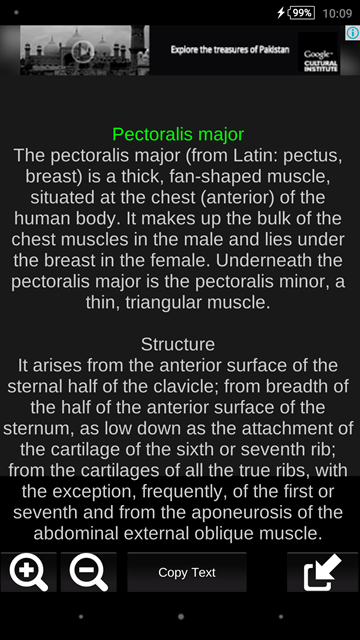 Best anatomy apps for android