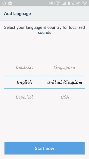 Exploring Dubsmash - Language