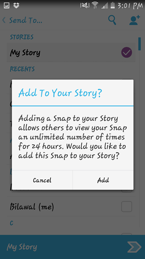 Exploring Snapchat -023