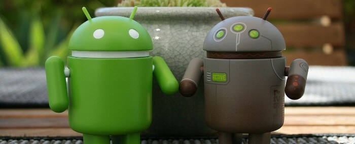 Green Android Robot Android