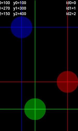 LG G4 - Multitouch Test App