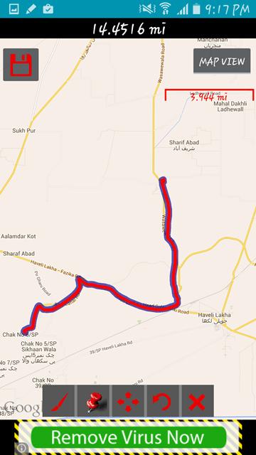 Polaris Navigation GPS-008