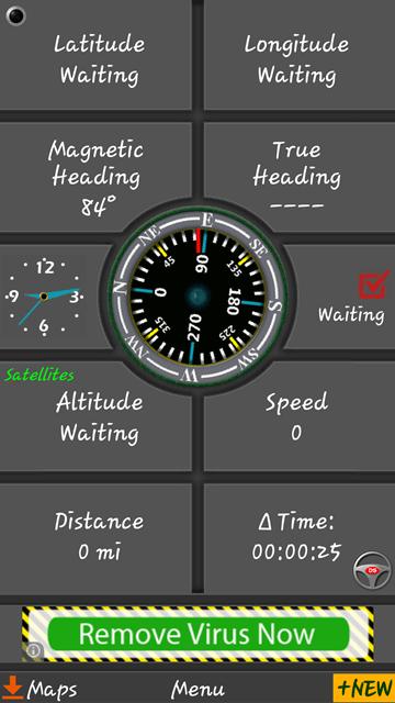 Polaris Navigation GPS-010
