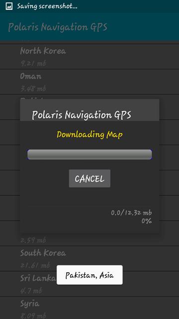 Polaris Navigation GPS-011