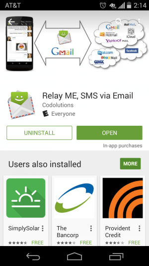 Relay-Me-Download-Page