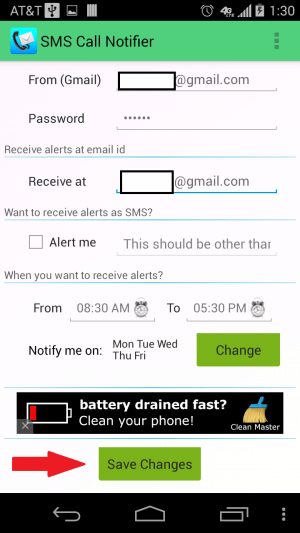SMS-Call-Notifier-Confirm