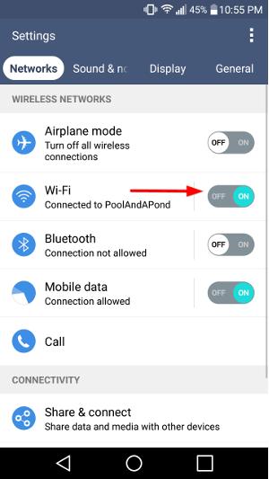 WiFi-On
