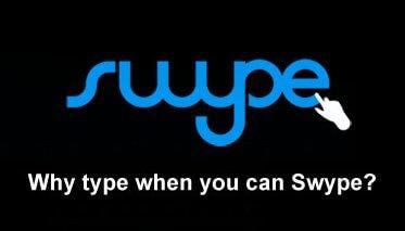 LG G4 - Swype logo