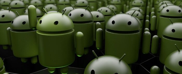 Wipe Cache - Android Robots