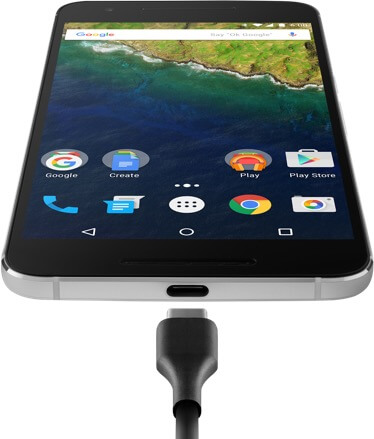 Best Features of the Nexus 6P USB Type C