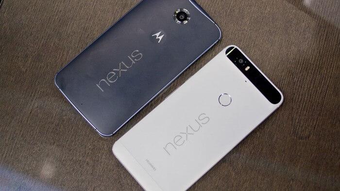 Best Features of the Nexus 6P nexus 6p vs nexus 6