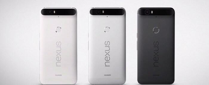 Best Features of the Nexus 6P nexus range 6P