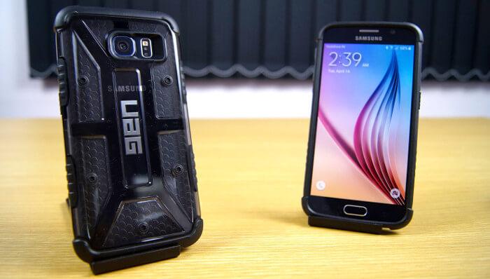Samsung S6 Cases - URBAN ARMOUR GEAR