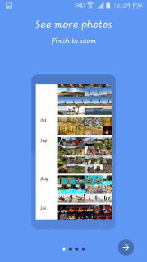 Tutorial in Google Photos