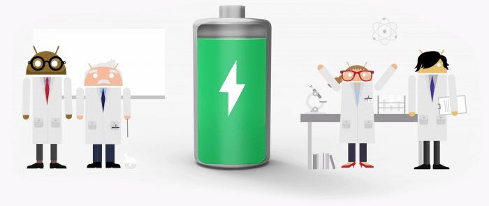 Android 6.0 Marshmallow - android-battery-graphic