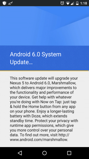 Android 6.0 Marshmallow - android-m-info