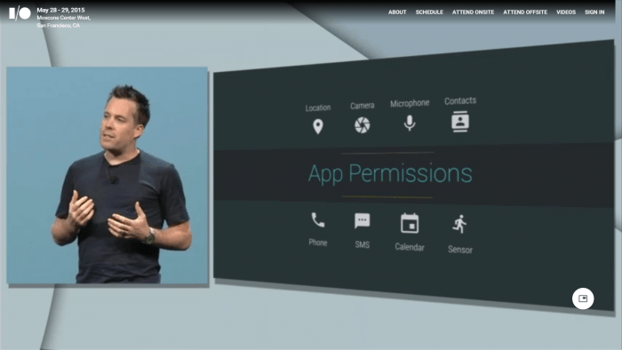 Android 6.0 Marshmallow - app-permisions-overview