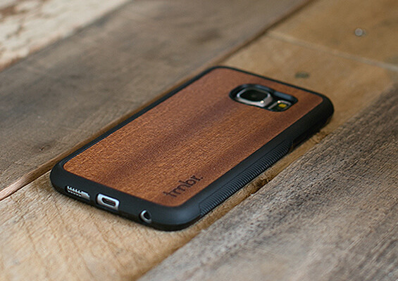 Samsung S6 Cases - wood-cases