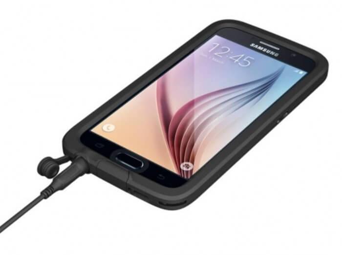 Samsung S6 Cases -lifeproof-s6-case